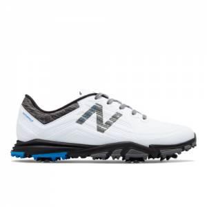New Balance Minimus Tour Men's Golf Shoes - White (NBG1007WK)