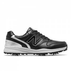 New Balance Sweeper Men's Golf Shoes - Black (NBG1800BK)