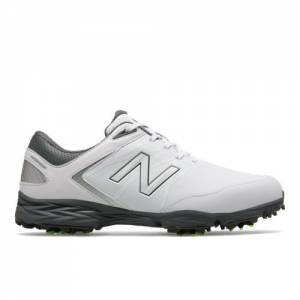 New Balance NB Striker Men's Golf Shoes - White (NBG2005WG)