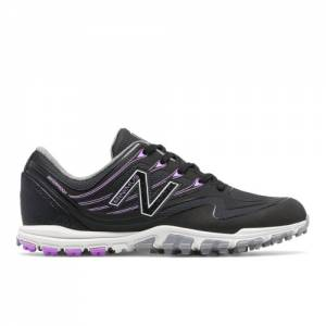 New Balance Minimus Golf 1005 Women's Shoes - Black (NBGW1005P)