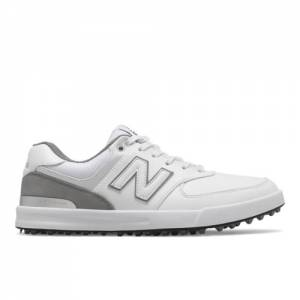 New Balance 574 Greens Women's Golf Shoes - White (NBGW574GW)