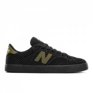 New Balance Numeric 212 Men's Lifestyles Shoes - Black (NM212BPD)
