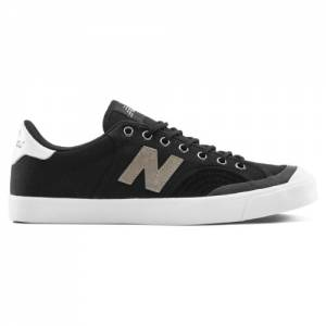 New Balance Pro Court 212 Men's Numeric Shoes - Black (NM212GUM)