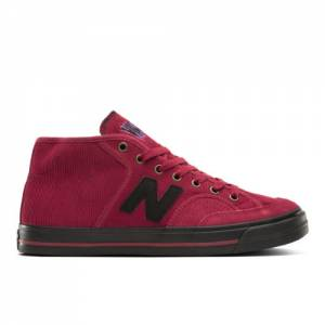 New Balance Pro Court Mid Numeric 213 Men's Lifestyle Shoes - Red (NM213BAT)