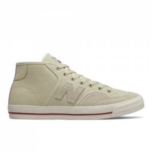 New Balance Pro Court Mid 213 Men's Numeric Shoes - Off White (NM213TIM)