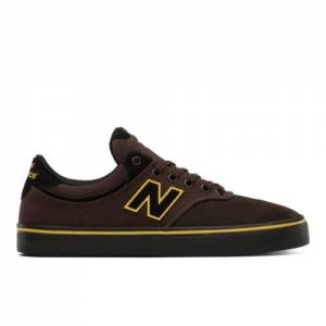 New Balance Numeric NM255 Men's Skateboarding Shoes - Brown (NM255BRN)