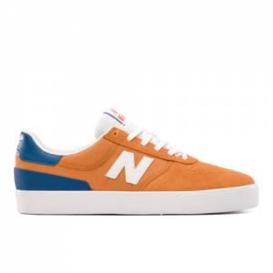 New Balance NM272 Men's Skateboarding Shoes - Orange / Blue (NM272ORB)