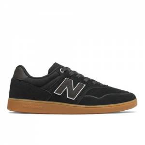 New Balance Numeric 288 Men's Shoes - Black / Gum (NM288GBW)