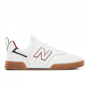 New Balance Numeric 288 Sport Men's Skateboarding Shoes - White (NM288SWL)