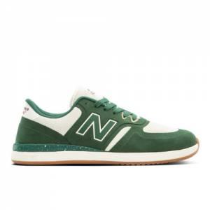 New Balance Numeric 420 Men's Lifestyle Shoes - Green / White (NM420BLZ)