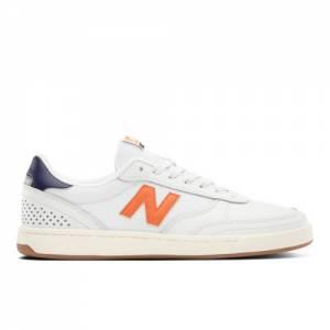 New Balance Numeric NM440 Men's Skateboarding Shoes - White (NM440LAK)