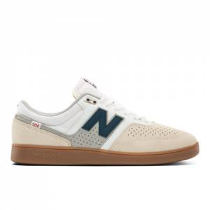 New Balance Numeric 508 Men's Skateboarding Shoes - White (NM508WHB)