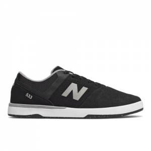 New Balance Numeric PJ Ladd 533 Men's Lifestyle Shoes - Black (NM533BE2)