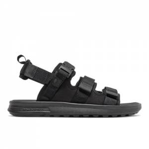 New Balance 750 Unisex Slides Shoes - Black (SDL750TK)