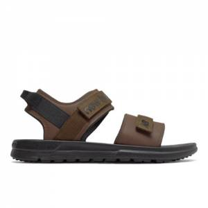 New Balance 250 Unisex Sandals - Brown (SUA250B1)