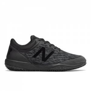 New Balance 4040v5 Men's Turf Shoes - Black (T4040AK5)