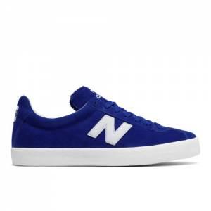 New Balance Tempus Men's Court Classics Shoes - Blue / White (TEMPUSWB)