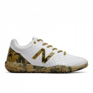 New Balance Armed Forces Day 4040v5 Turf Men's Shoes - White (TS4040M5)