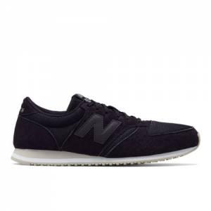 New Balance Pigskin 420 Men's & Women's Running Classics Shoes - Navy (U420NVY)
