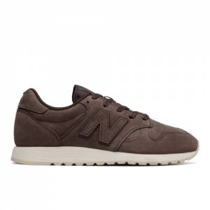 New Balance 520 Unisex Running Classics Sneakers Shoes - Brown (U520BJ)