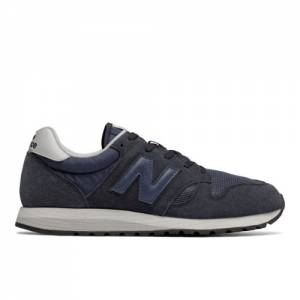 New Balance 520 70s Running Men's & Women's Running Classics Shoes - Navy (U520CK)