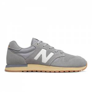 New Balance 520 Unisex Running Classics Shoes - Grey (U520CU)