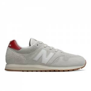 New Balance 520 Unisex Running Classics Shoes - Grey (U520EB)