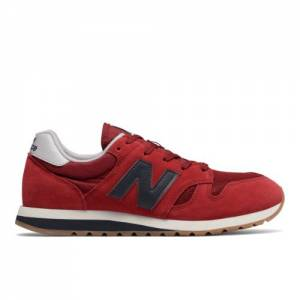 New Balance 520 Unisex Running Classics Shoes - Red (U520EK)