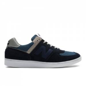 New Balance 576 Made in UK Men's Shoes - Navy / Grey (CT576OGN)