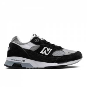 New Balance 991.5 Made in UK Men's Shoes - Black / Grey (M9915BB)
