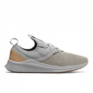 New Balance Fresh Foam Lazr Luxe Unisex Neutral Cushioned Shoes - Grey (ULAZRLN)