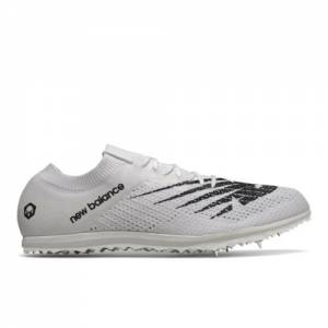 New Balance LD5Kv7 Unisex Track Spikes Running Shoes - White (ULD5KWB7)