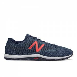 New Balance Minimus 20v7 Trainer Unisex Cross-Training Shoes - Navy (UX20DH7)