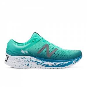 New Balance Fresh Foam 1080v9 London Edition Women's Running Shoes - Green (W1080LN9)