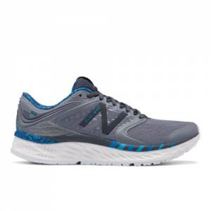 New Balance Fresh Foam 1080v8 NYC Marathon Women's Running Shoes - Grey (W1080NM8)