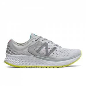 New Balance Fresh Foam 1080v9 Women's Running Shoes - Light Grey (W1080SO9)