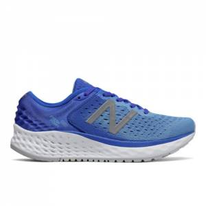 New Balance Fresh Foam 1080v9 Women's Running Shoes - Blue (W1080VL9)