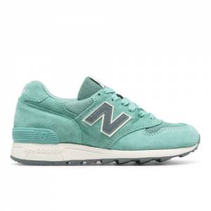 New Balance 1400 Made in USA Women's Running Classics Sneakers Shoes - Blue / Grey (W1400CHB)