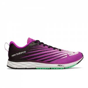 New Balance 1500v5 Women's Racing Flats Running Shoes - Violet (W1500PB5)
