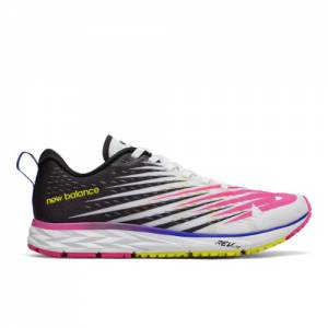 New Balance 1500v5 Women's Racing Flats Shoes - White (W1500WM5)