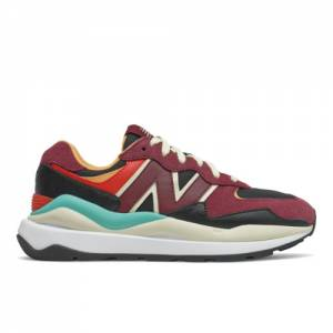 New Balance 57/40 Women's Lifestyle Shoes - Red (W5740GA)