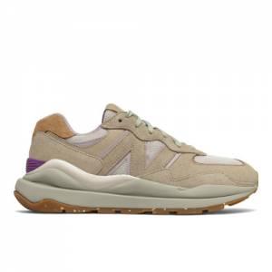 New Balance 57/40 Women's Lifestyle Shoes - Brown (W5740TB)