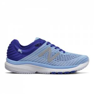 New Balance 860v10 Women's Stability Running Shoes - Blue (W860G10)