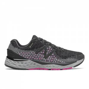 New Balance Fresh Foam 880v10 GTX Women's Running Shoes - Black (W880GX10)
