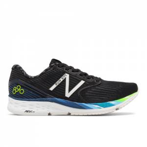 New Balance 890v6 NYC Half Women's Neutral Cushioned Shoes - Black / Blue (W890MN6)