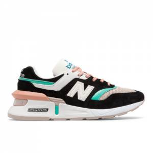 New Balance Made in USA 997 Sport Women's Lifestyle Shoes - Black (W997IWD)