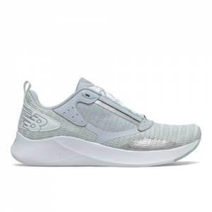 New Balance Beaya Women's Running Shoes - Grey / Silver (WBEYLG)