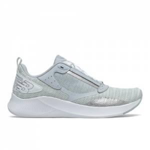 New Balance Beaya Women's Running Shoes - Grey / Silver (WBEYLG)