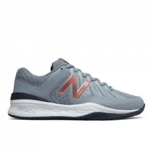 New Balance 1006 Women's Tennis Shoes - Grey (WC1006RG)
