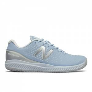 New Balance 796v2 Women's Tennis Shoes - Blue / Silver (WCH796B2)